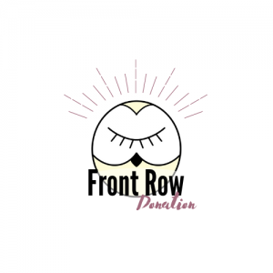 Front row donation